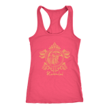 Harry Potter Vintage Ravenclaw Next Level Racerback Tank - Next Level Racerback Tank / Hot Pink / XS - Ineffable Shop