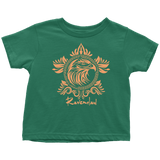 Harry Potter Vintage Ravenclaw Toddler T-Shirt - Toddler T-Shirt / Grass Green / 2T - Ineffable Shop