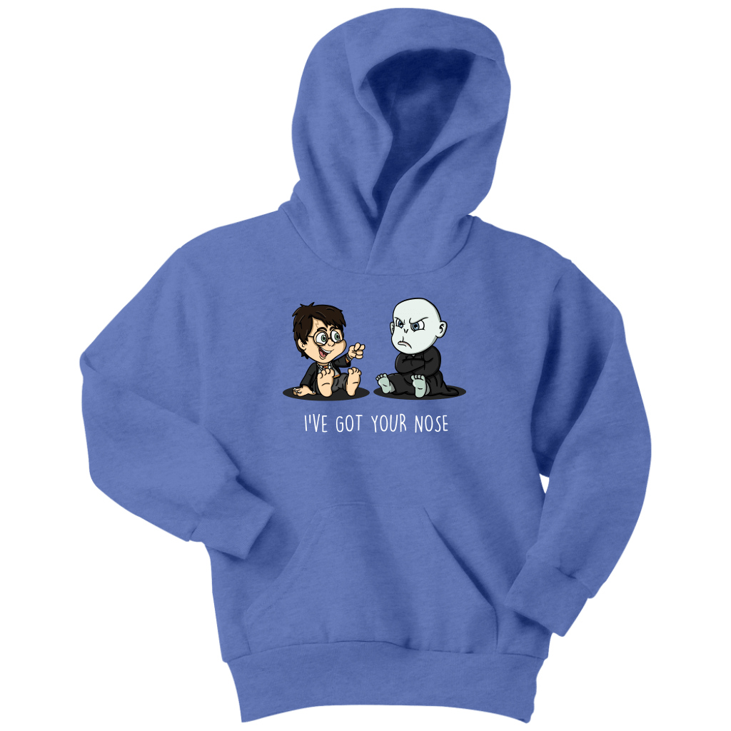 I've Got Your Nose Youth Hoodie - Youth Hoodie / Carolina Blue / XS - Ineffable Shop