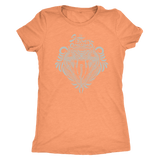 Harry Potter Vintage Slytherin Next Level Womens Triblend - Next Level Womens Triblend / Vintage Light Orange / S - Ineffable Shop