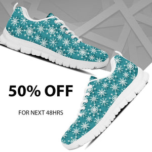 Christmas Men's Running Shoes Design - - Ineffable Shop