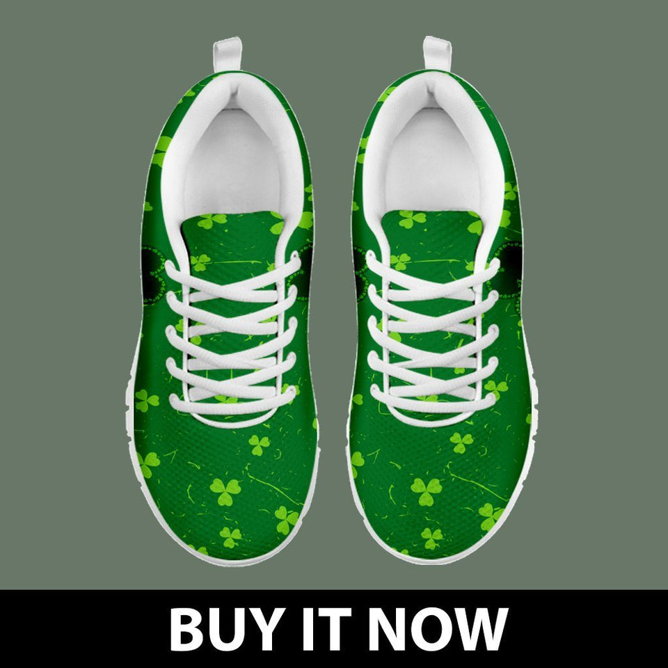 Happy Patrick's Day Men's Running Shoes