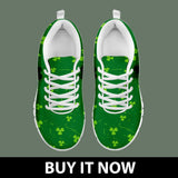 Happy Patrick's Day Men's Running Shoes - Ineffable Shop