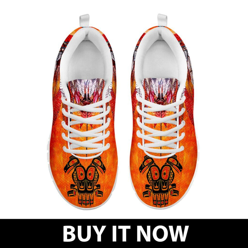 Native American Kid's Running Shoes NT111 - - Ineffable Shop