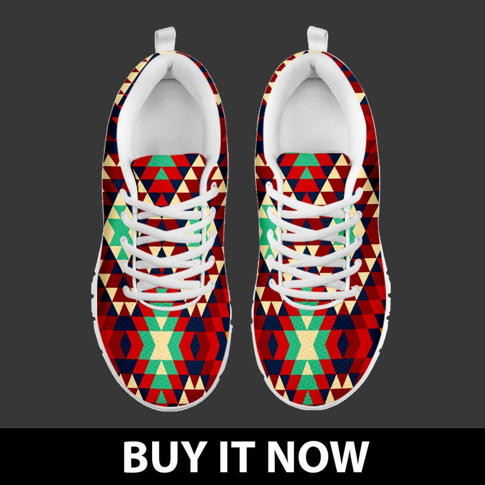 New Native American Women's Sneaker NT037 - - Ineffable Shop