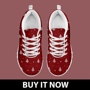 Christmas Tree Kid's Running Shoes - Ineffable Shop
