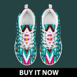 Native American Women's Costume Shoes NT049 - - Ineffable Shop