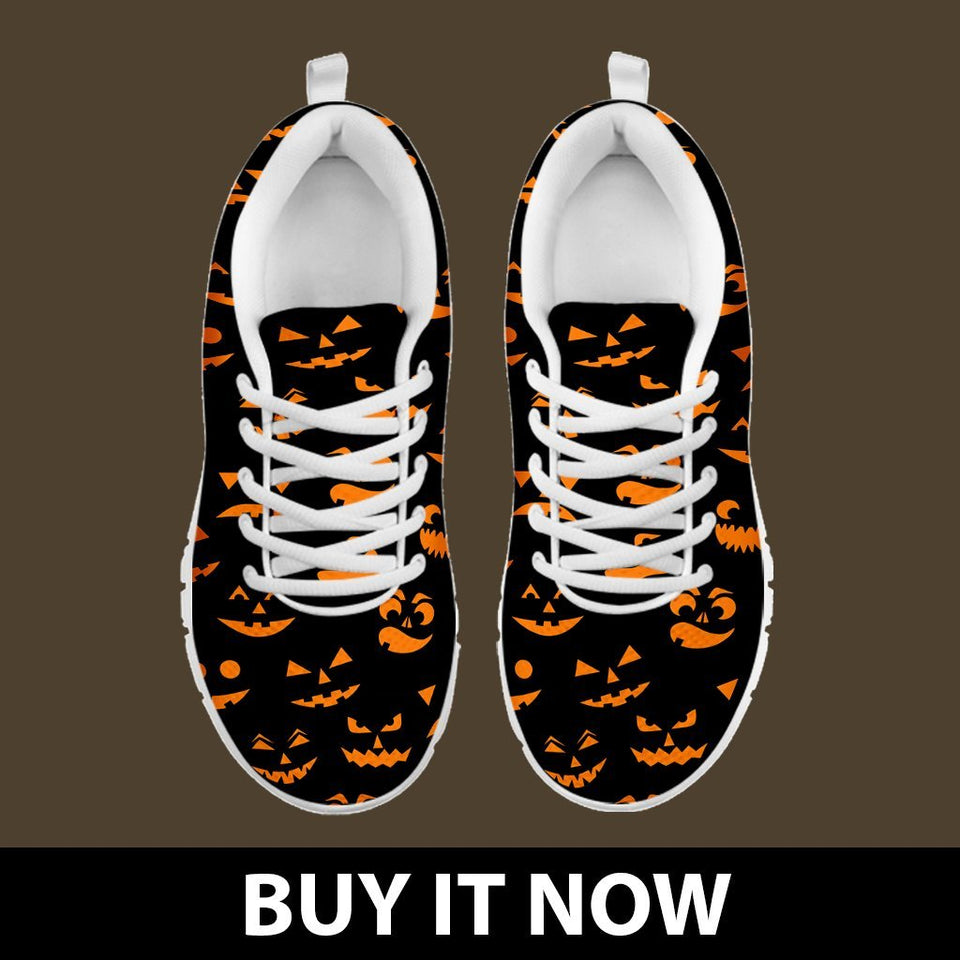 Halloween Women's Running Shoes HLW008 - - Ineffable Shop