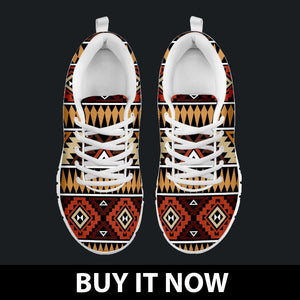 New Native American Women's Costume Shoes NT055 - Ineffable Shop