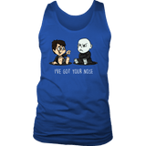 I've Got Your Nose District Mens Tank - District Mens Tank / Royal Blue / S - Ineffable Shop