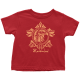 Harry Potter Vintage Ravenclaw Toddler T-Shirt - Toddler T-Shirt / Red / 2T - Ineffable Shop