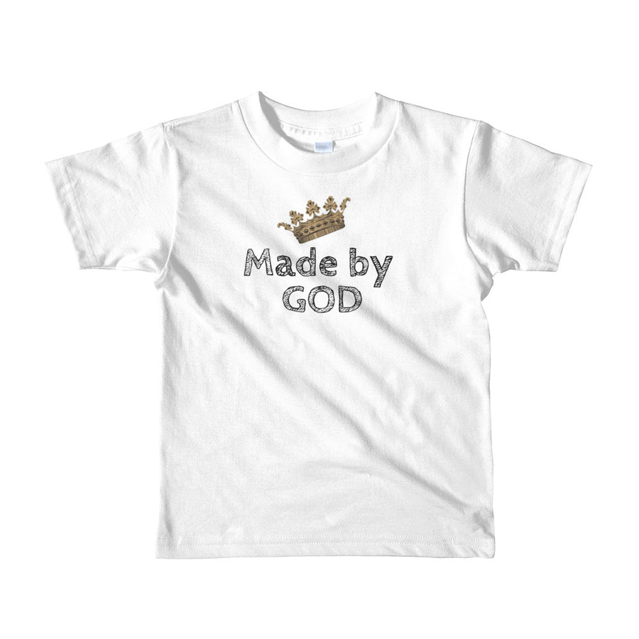 Made by God Minimalist Tee