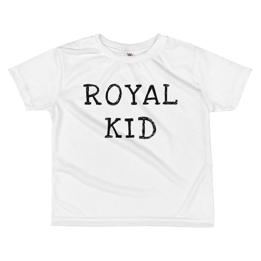 Royal Kid Tee
