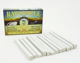 Rawsimple White Slate Pencils BIG 12 Pencils
