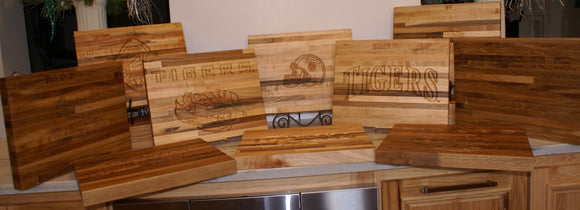 Stadium Special Cutting Boards
