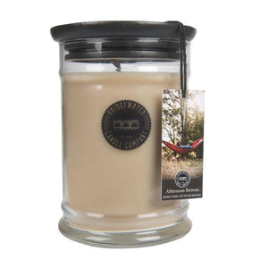 Large Jar Candle: Afternoon Retreat