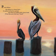 Load image into Gallery viewer, P IS FOR PELICAN: A LOUISIANA ALPHABET