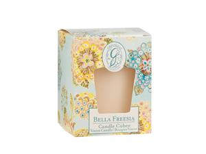Votive Candle: Bella Freesia
