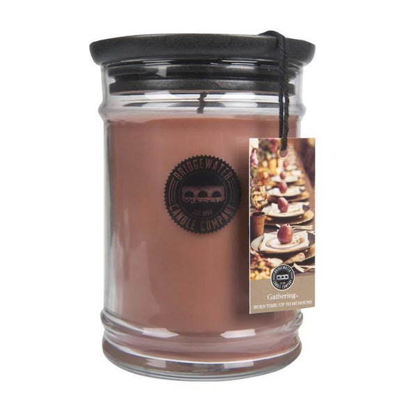Large Jar Candle: Gathering