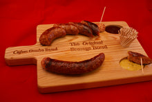 "Load image into Gallery viewer, The ""Original"" Sausage Board"