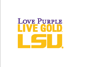MVP-01 Love Purple Live Gold LSU
