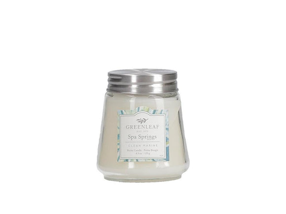 Petite Candle: Spa Springs