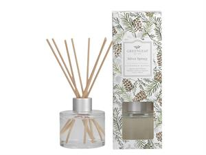 Signature Reed Diffuser: Silver Spruce