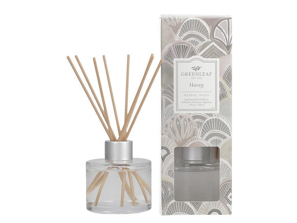 Signature Reed Diffuser: Haven