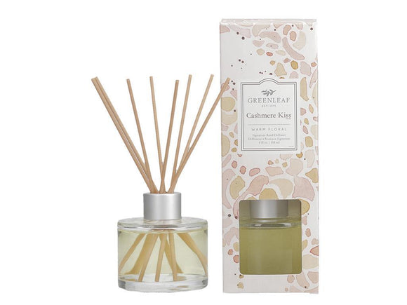 Signature Reed Diffuser: Cashmere Kiss