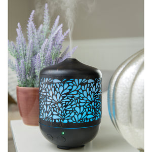 Diffuser:  PETAL ULTRASONIC DIFFUSER 250ML