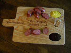 Wedding Collection: Sausage Board