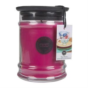 Small Jar Candle: Tea Party