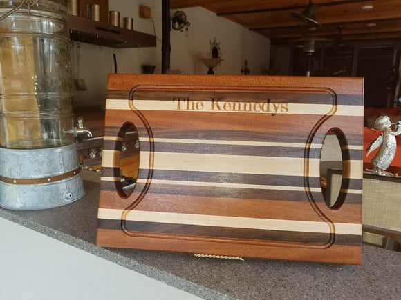 Wedding Collection: Executive Chef Cutting Board