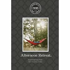 Sachet: Afternoon Retreat