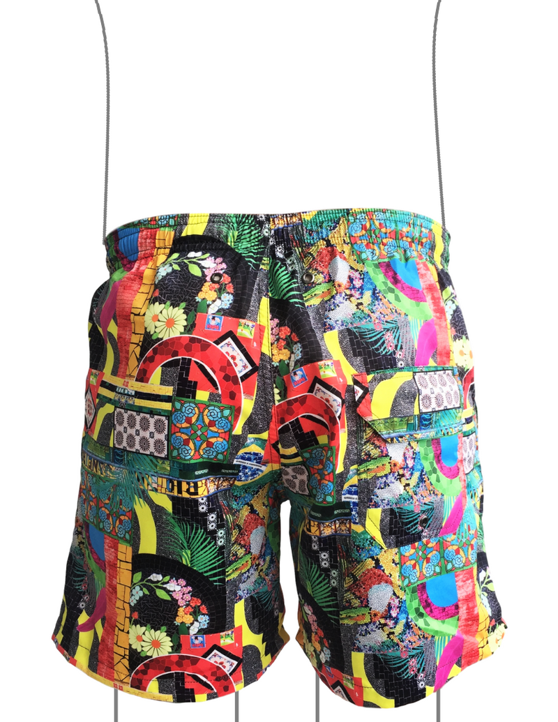 Men Swimshort Colorful