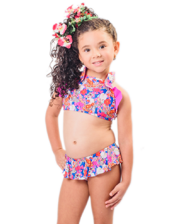 Kids Swimwear, Bikinis sets, One Piece Swimsuits, Monokinis, Matching Print for the whole family.