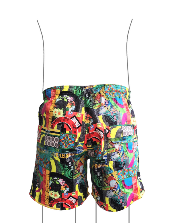 Boys Swimshort Colorful