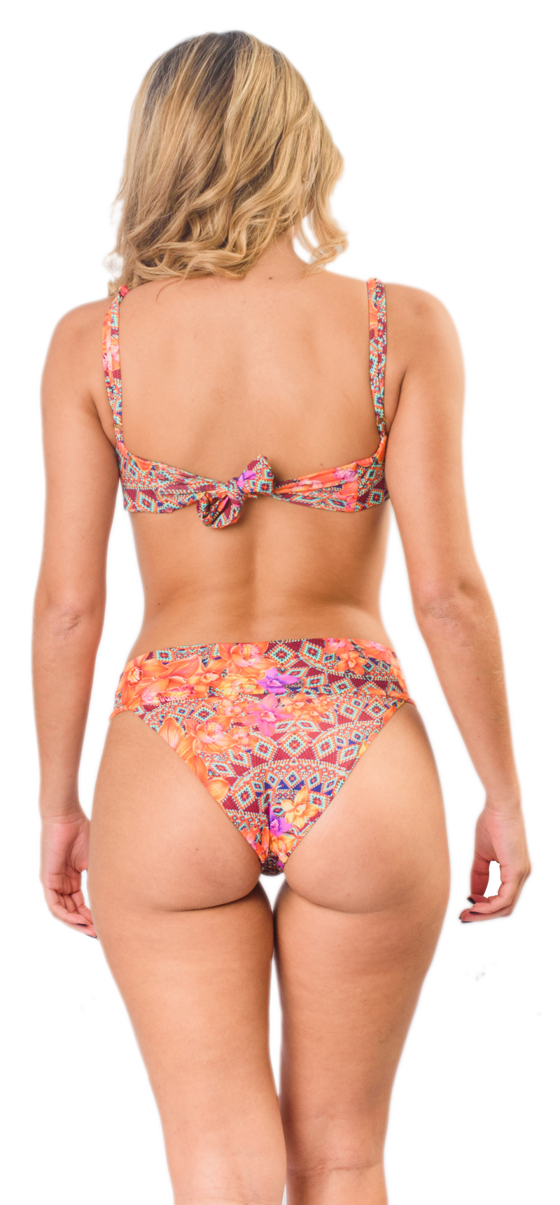 BIKINI SET High Waist Embera