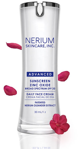 Nerium Advanced Daily Face Moisturizer (Crema Facial Hidratante de Dia)