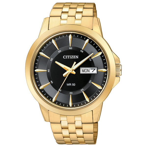 The sleek and stylish Citizen BF2013-56E wristwatch