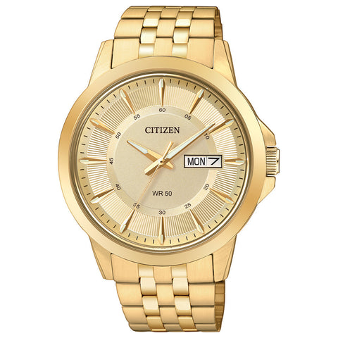 The sleek and stylish Citizen BF2013-56P wristwatch