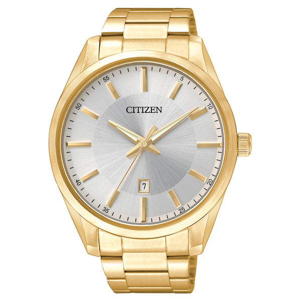 The sleek and stylish Citizen BI1032-58A wristwatch