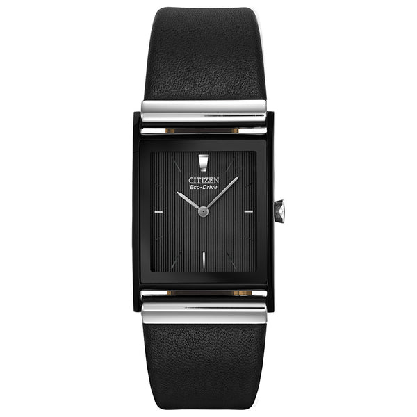 The sleek and stylish Citizen BL6005-01E wristwatch
