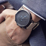 MVMT - Chrono - 45 MM - Gunmetal Sandstone - MC01GML