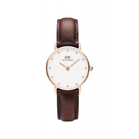 The sleek and stylish DW DW00100018 wristwatch.