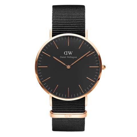 The sleek and stylish DW DW00100015 wristwatch.