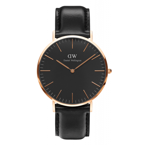 The sleek and stylish DW DW00100004 wristwatch.