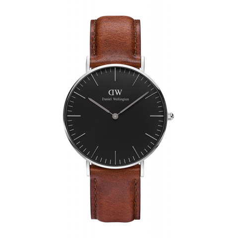 The sleek and stylish DW DW00100011 wristwatch.