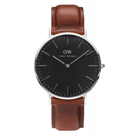 The sleek and stylish DW DW00100005 wristwatch.