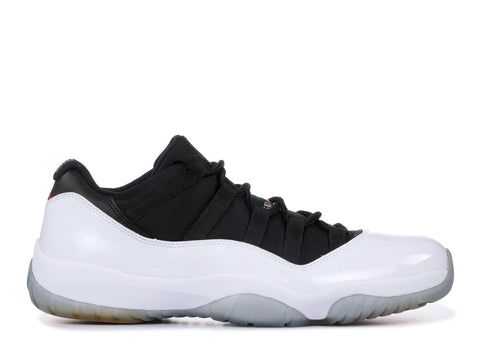 "Air Jordan 11 Low Retro ""Tuxedo"" 528895 110"